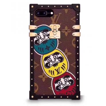 Louis Vuitton Handy Hülle EYE TRUNK für iphone 8 Gr. 4.7 Inch und 5.5 Inch